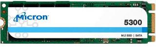LENOVO ISG ThinkSystem M.2 5300 480Go SATA 6Gbps Non-Hot Swap SSD
