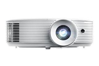 OPTOMA E1P1A39WE1Z1 Projector EH412 1080p 1920x1080 4500 Lumens 22000:1 VGA/2xHDMI/USB-A Power Ratio 1.12-1.47:1