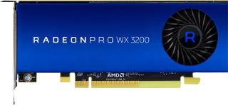 HP AMD Radeon Pro WX 3200 4Go GFX PROMO