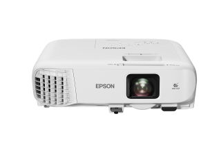 EPSON EB-982W 3LCD WXGA Projector 4200Lumen 2xVGA 2xHDMI Wireless USB2.0A USB2.0B Ethernet 3YW