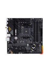 ASUS TUF GAMING B550M-PLUS WI-FI mATX MB PCIe 4.0 dual M.2 10 DrMOS power stages Intel WiFi 6 2.5Gb Ethernet HDMI DisplayPort