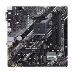 ASUS PRIME B550M-K mATX MB dual M.2 PCIe 4.0 1Gb Ethernet HDMI/D-Sub/DVI SATA 6Gbps USB3.2 Gen 2 Type-A