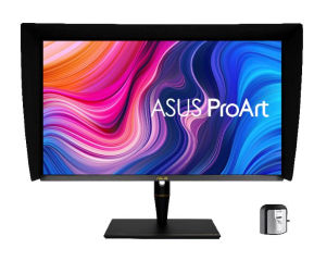 ASUS ProArt Display PA32UCX-PK 32p 4K HDR IPS Mini LED Professional Off-Axis Contrast Optimization Dolby Vision