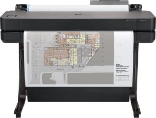 HP DesignJet T630 36p Printer