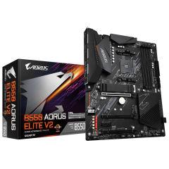 GIGABYTE B550 AORUS ELITE V2 AM4 DDR4 2xM.2 4xSATA HDMI ATX MB