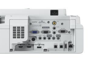 EPSON EB-725Wi 3LCD Projector Laser Ultra short distance WXGA 1280x800 16:10 4000Lumen