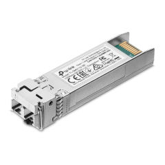 TP-LINK 10Gbase-SR SFP+ LC Transceiver 850nm Multi-mode LC Duplex Connector Up to 300m Distance