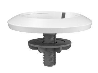 LOGITECH Rally Mic Pod table mount - OFF-WHITE - WW