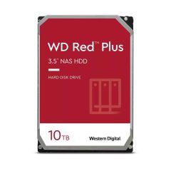 WD Red Plus 10To SATA 6Gb/s 3.5p 256Mo cache 72200Rpm Internal HDD Bulk