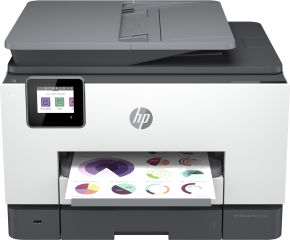 HP OfficeJet Pro 9022e All-in-One A4 color 24ppm USB WiFi Print Scan Copy Fax