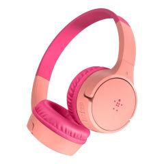 BELKIN SOUNDFORM Mini - On Ear Kids Headphones Pink