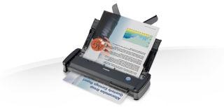 Bundle CANON P-215II Document Scanner + KINGSTON 64GB micSDXC Canvas Select Plus